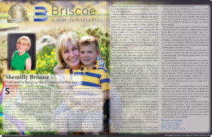 briscoe law group attorney at law magazine