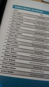 2014 Top Attorney List